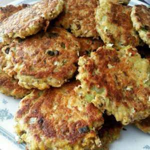 These homemade, healthy patties coming in at approximately $0.12 per piece make for a protein packed part of a great, affordable meal.