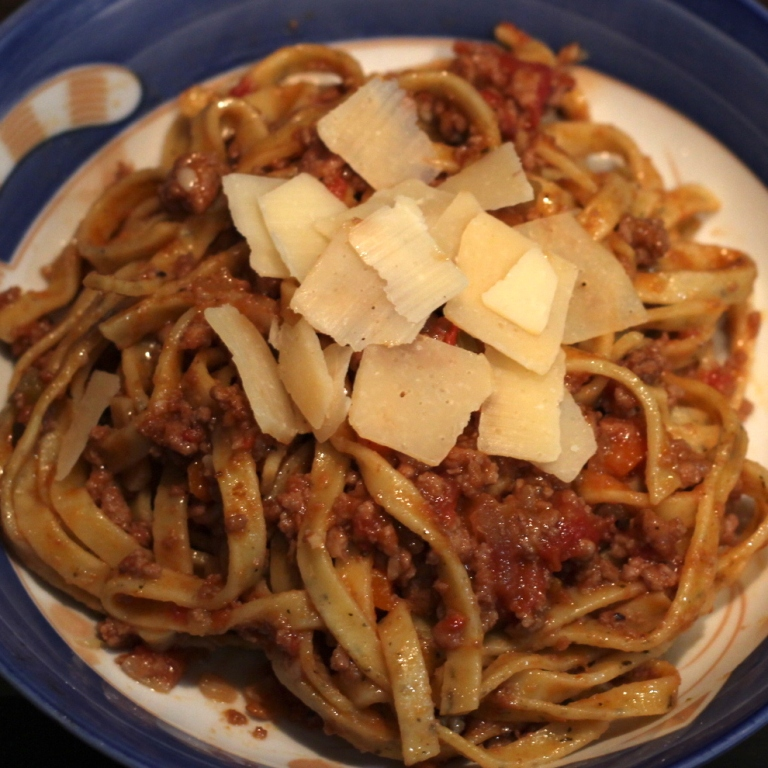 Picture of Turkey Bolognese